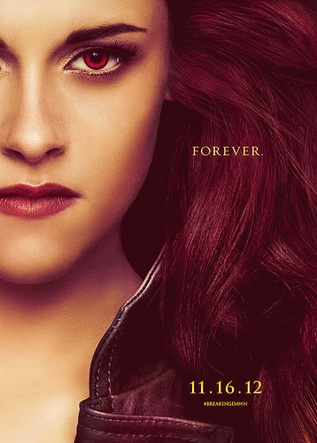 Bella - Official Breaking Dawn Part 2 Poster