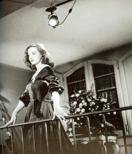 Bette in All About Eve