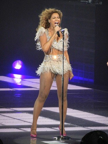 Beyoncé At Revel In Atlantic City, New Jersey [27 May 2012]
