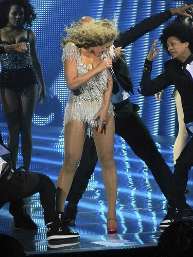 Beyonce At Revel In Atlantic City, New Jersey [27 May 2012]