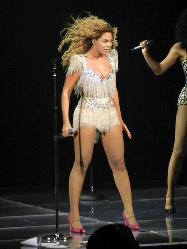 Beyonce At Revel In Atlantic City, New Jersey [27 May 2012] - beyonce Photo