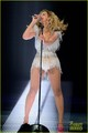 Beyonce: सेकंड Night in Atlantic City!