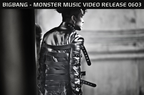"Big Bang Taeyang ""Monster"" MV teaser"