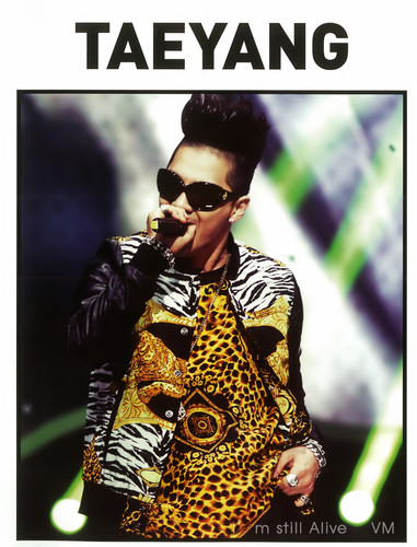 Big Bang for 10Asia star, sterne magazine