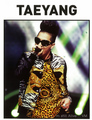 Big Bang for 10Asia estrela magazine