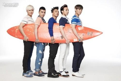 Big Bang for Gmarket Summer 2012