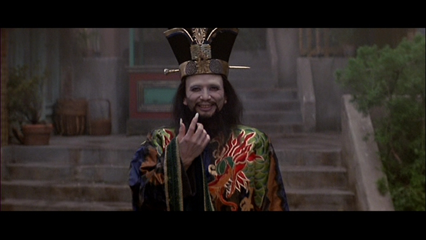big trouble in little china Film: big trouble in little china music composed and performed by john carpenter album produced by john carpenter recorded at.