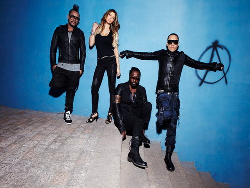 Black Eyed Peas wallpaper possibly with a hip boot entitled Black Eyed Peas