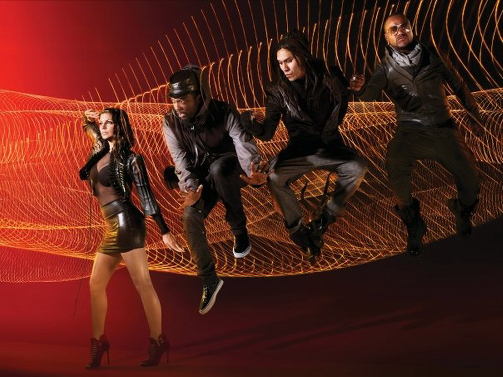 Black Eyed Peas - Black Eyed Peas Wallpaper (30935113) - Fanpop