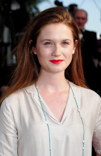 "Bonnie Wright wallpaper probably with a portrait titled Bonnie at ""Mud"" premiere (05.26.12)"