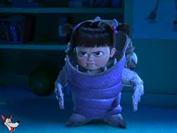 Boo from Monsters, Inc.