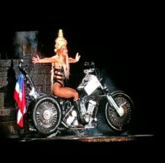 Born This Way Ball in Bangkok, May 25th