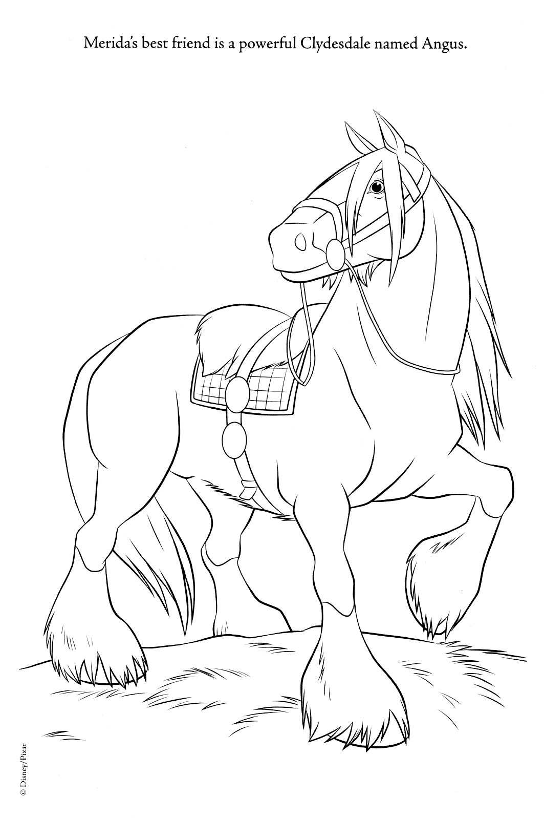 brave coloring pages games kids - photo#7