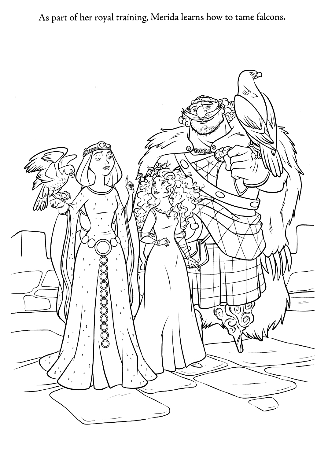 Brave images Brave coloring pages HD wallpaper and background photos ...