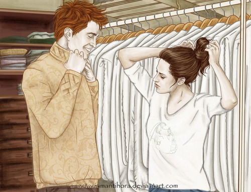 Breaking Dawn Fanarts - twilighters Fan Art