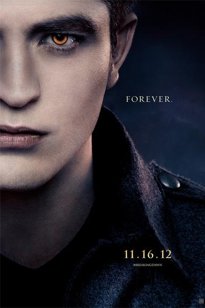 Breaking Dawn Part 2: Edward