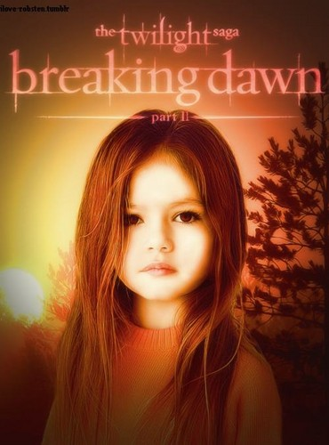 Breaking Dawn Part 2 wallpaper probably containing a portrait entitled Breaking Dawn Part 2 Fan Art