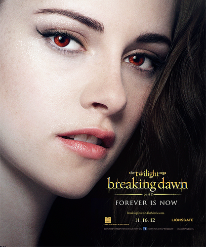 Breaking Dawn Pt.2 Poster