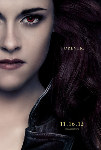 Breaking Dawn part 2 official character poster: Bella Cullen