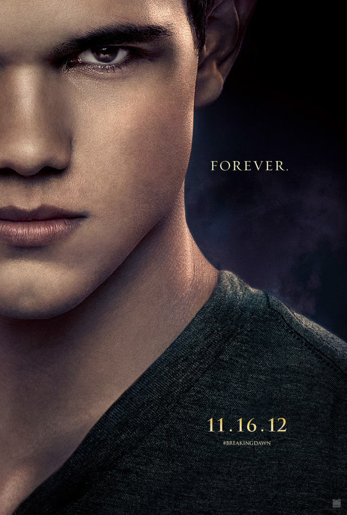 Series Breaking Dawn part 2 official character poster  Jacob BlackJacob Black Breaking Dawn Part 2