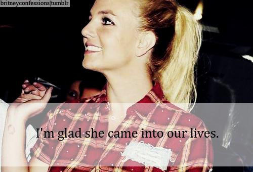 Britney Confession