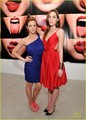 Brittany Snow: 'Mouthful' Exhibit Opening - brittany-snow photo