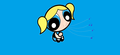 Bubbles Whistling Innocently To Herself - powerpuff-girls fan art