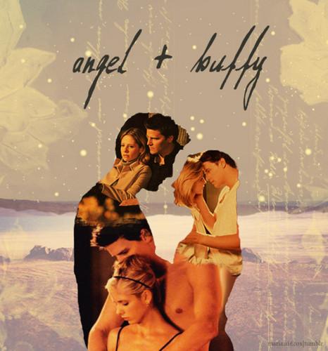 Buffy ღ Angel