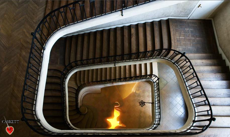 CASKETT STAIRCASE