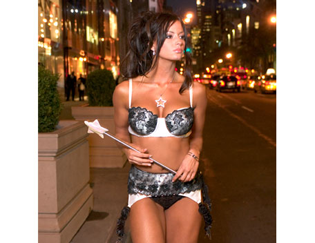 Candice Michelle achtergrond with a bikini called Candice Michelle Photoshoot Flashback