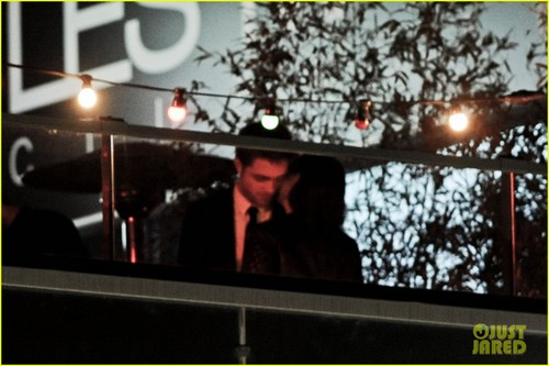 Robert Pattinson & Kristen Stewart wallpaper possibly containing a family room called Cannes 2012