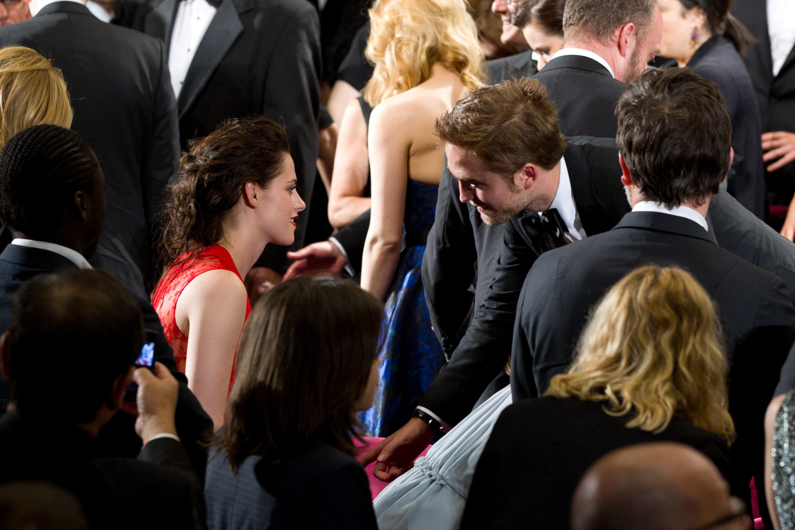Download this Cannes Robert Pattinson And Kristen Stewart picture