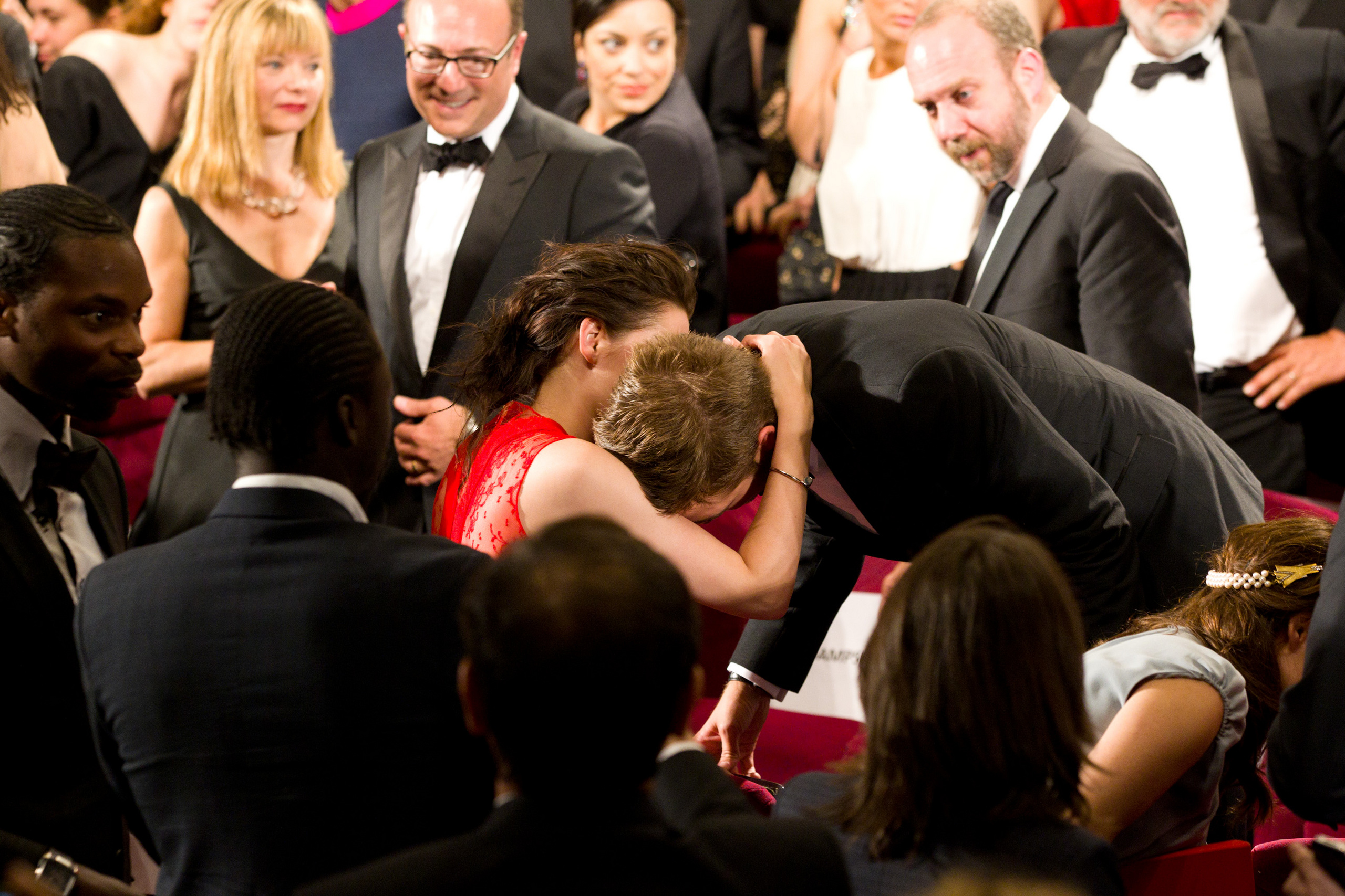 Cannes 2012 - Robert Pattinson & Kristen Stewart Photo (30942470 ...robert pattinson and kristen stewart