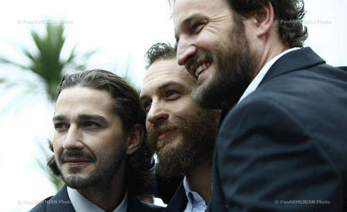 Cannes Film Festival for Lawless (The Three Bondurant Brothers)
