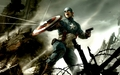 the-first-avenger-captain-america - Captain America Wallpaper wallpaper