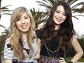 Carly & Sam - icarly wallpaper