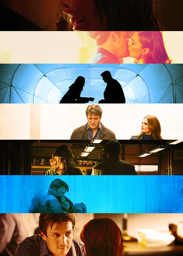 Caskett little things <33