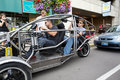 성 Stars Nathan Fillion and Jon Huertas Go Joyriding (PHOTOS)