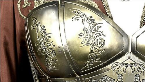 Cersei's armor
