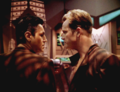 Chakotay and Paris