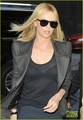 Charlize Theron: 'Colbert Report' Appearance! - charlize-theron photo