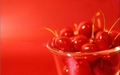 Cherries  - food wallpaper