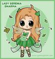 Chibi Tree Fairy