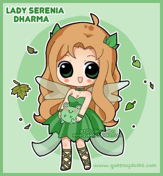 চিবি বৃক্ষ Fairy