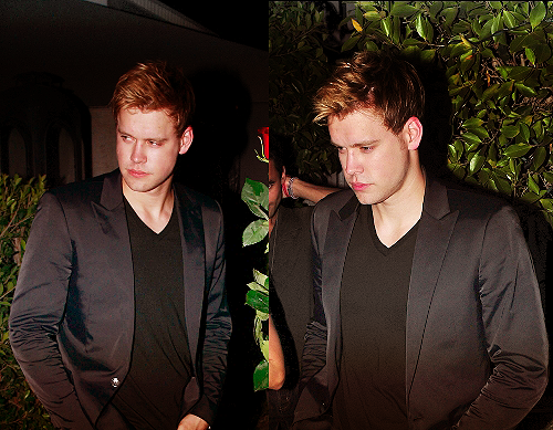 Chord out in LA - chord-overstreet Photo