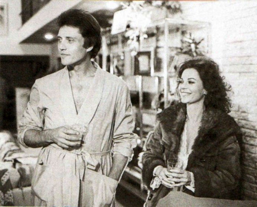 Chris and the late actress Natalie Wood