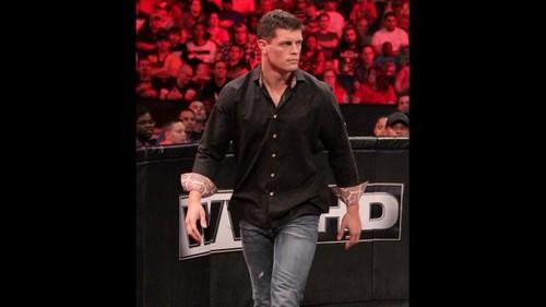 Christian vs The Miz on Raw