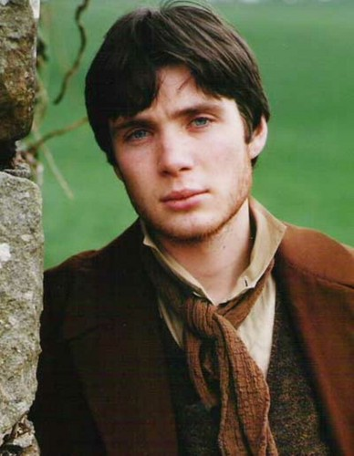 Cillian in the short movie Eviction 1999