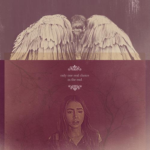 Clary and Raziel