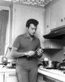 Clint Eastwood cooking
